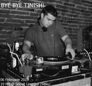 Bye Bye Tinish @ Chess Hostel (Sibiu) 06.02.2010