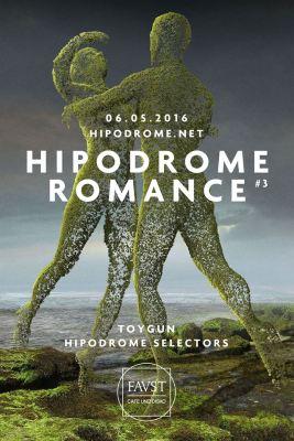 Hipodrome Romance #3 @ Faust Cafe und Disko (Sibiu) 06.05.2016