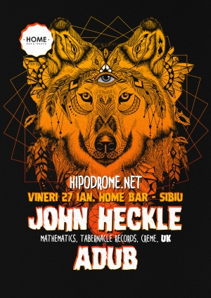 John Heckle in Hipodrom